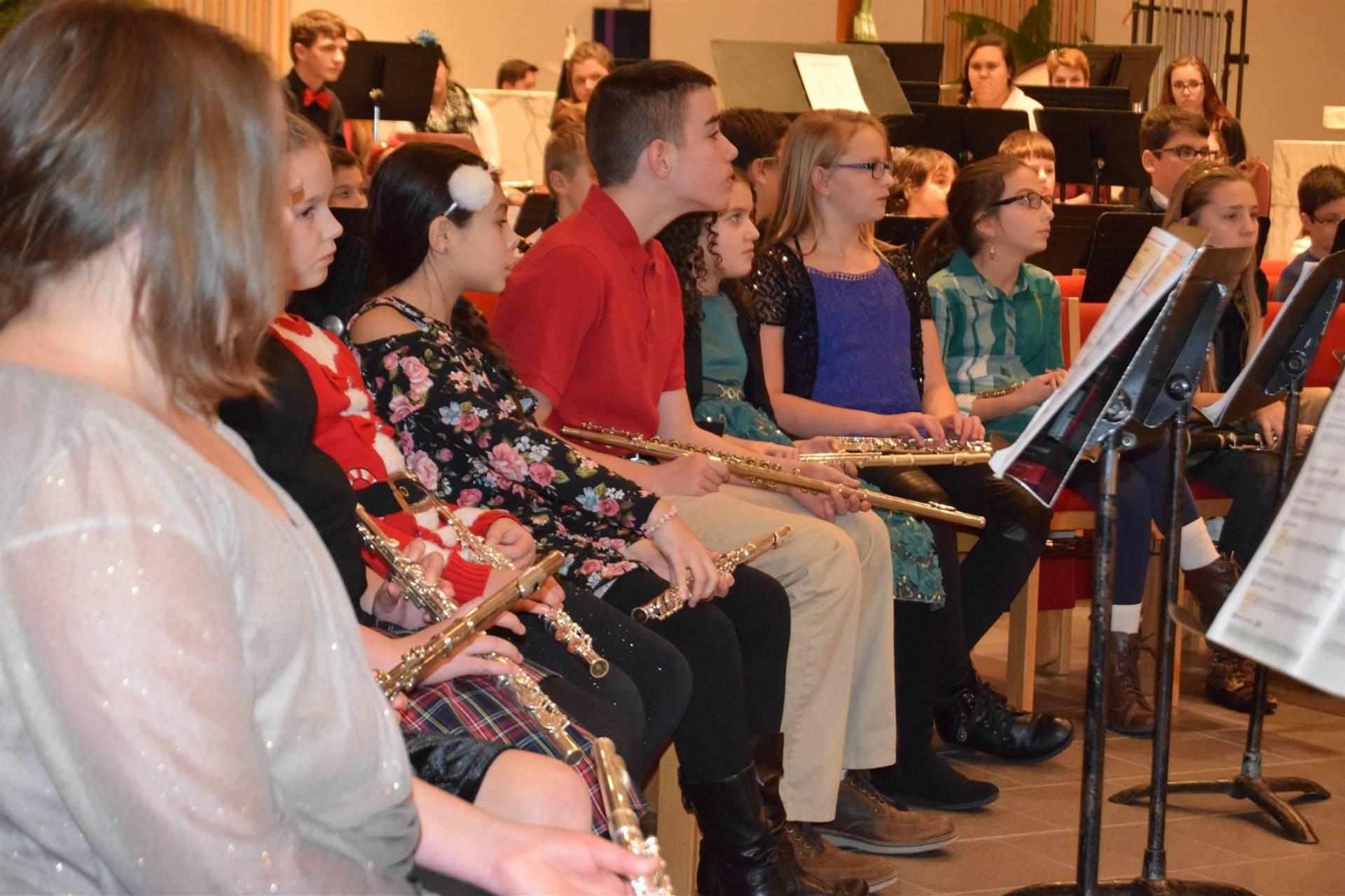 Christmas Show Choir
