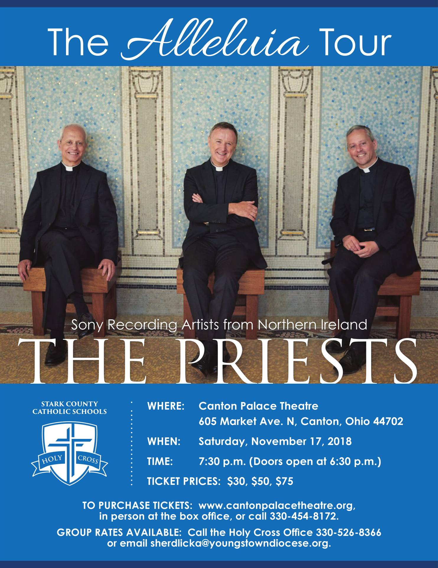The Priests 2018