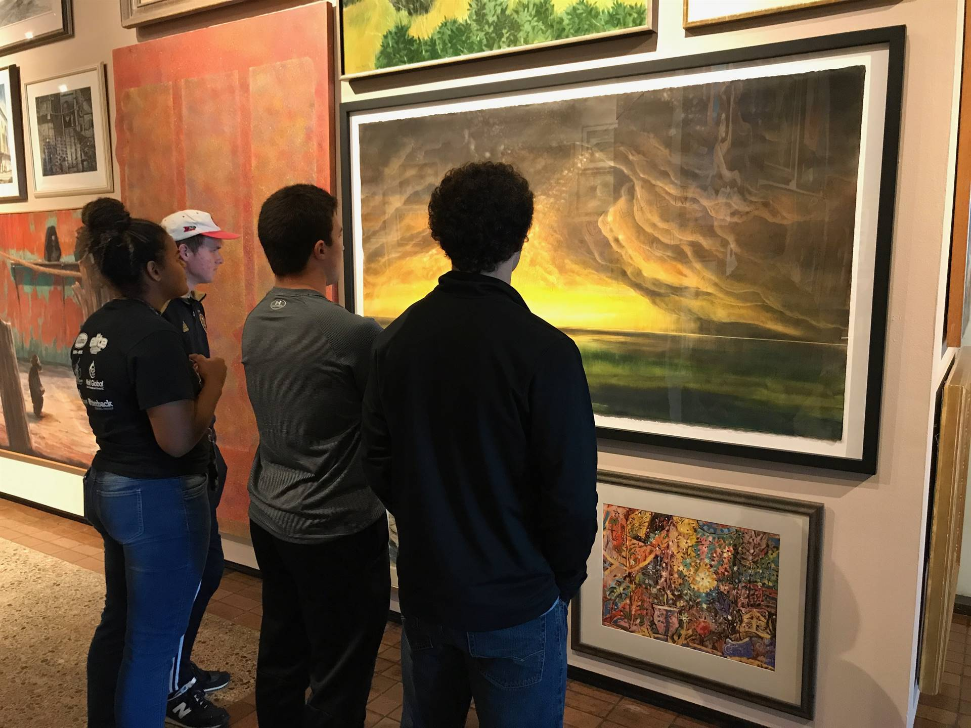 Art Appreciation Field Trip