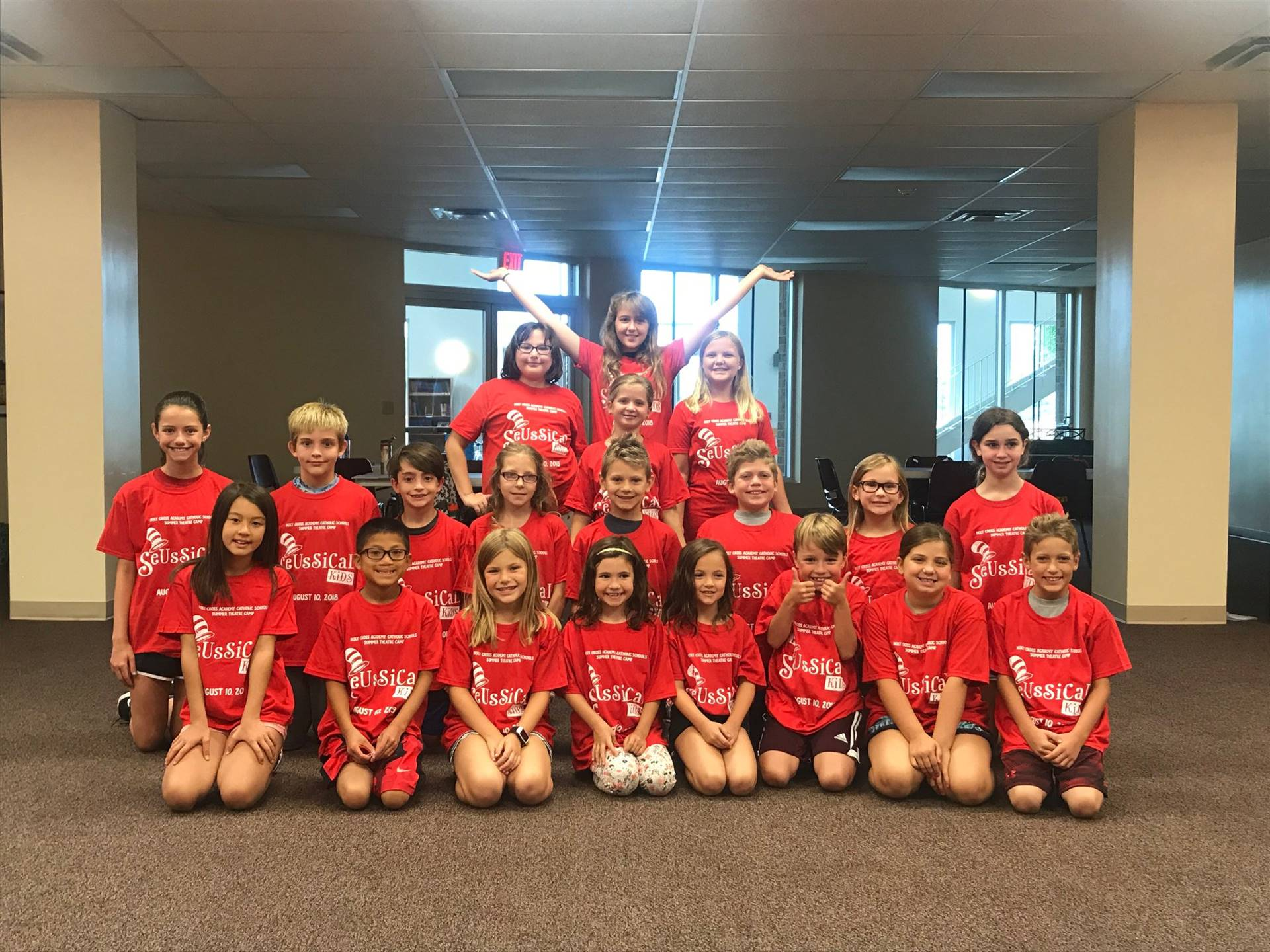 Holy Cross Summer Drama Camp