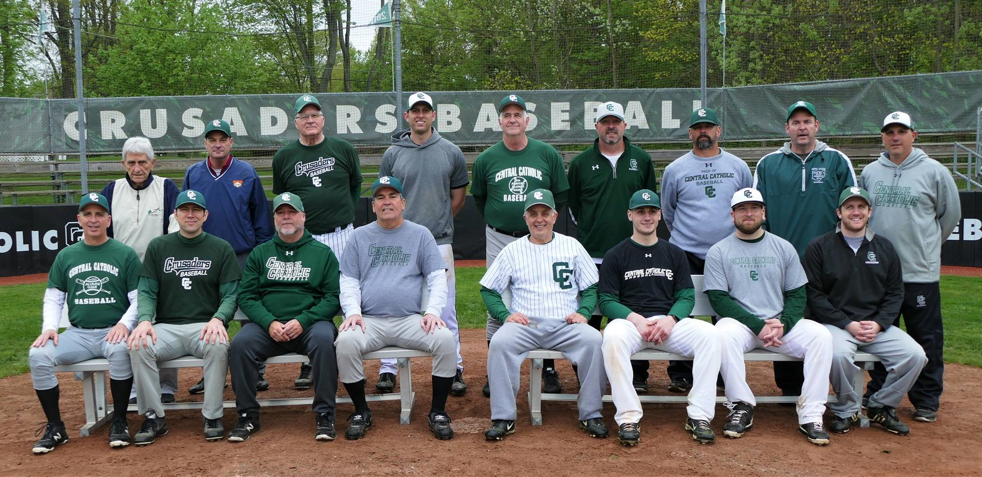 Alumni Baseball Game 2019