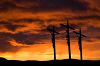 Crucifixion 3 Crosses